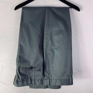 Savane Grey Mens Dress Pants, 42
